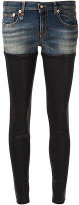 R 13 'Chaps' skinny jeans