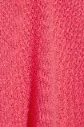 Enza Costa Fine-knit cashmere sweater