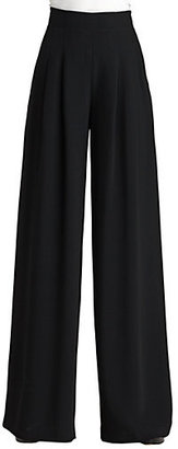 Lafayette 148 New York Ludlow Wide-Leg Trousers