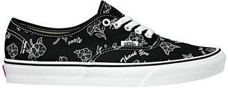 Vans Authentictm ((Tartan) Pink/Marshmallow) Skate Shoes