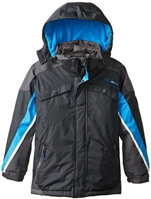Big Chill Big Boys' Double Zip Systems Jacket