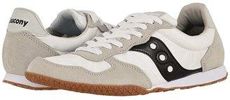 Saucony Bullet (Black/Silver) Men's Classic Shoes