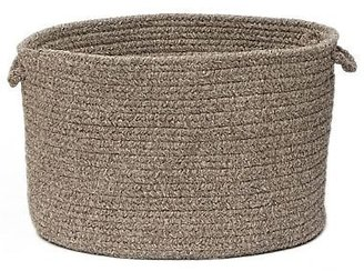 JCPenney Shear Natural Storage Basket