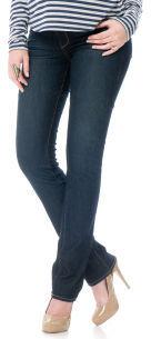 A Pea in the Pod Paige Premium Denim Secret Fit Belly® 5 Pocket Straight Leg Maternity Jeans