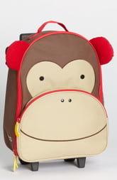 Skip Hop Monkey Rolling Luggage