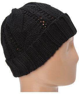 MICHAEL Michael Kors Michael Kors Triple Cable Twist Cuff Hat