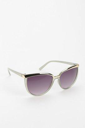 Cat Eye Gold Coast Cat-Eye Sunglasses