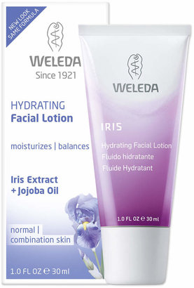 Weleda Iris Hydrating Facial Lotion by 1oz Cream)