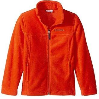 Columbia Kids Steens Mttm II Fleece (Little Kids/Big Kids) (Mountain Red) Boy's Fleece