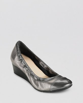 Cole Haan Cap Toe Wedges - Milly