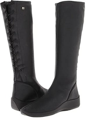 ARCOPEDICO L31D (Black) Women's Zip Boots