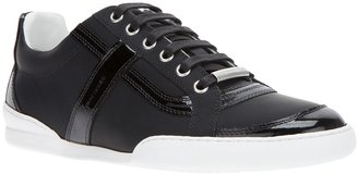 Christian Dior monochrome trainer