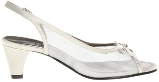 David Tate Prom Women's Sling Back Shoes