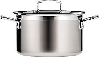 Le Creuset 41⁄4-qt. Tri-Ply Stainless Steel Stock Pot