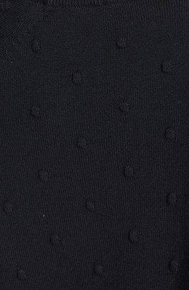 Vince Camuto Bubble Stitch Sweater