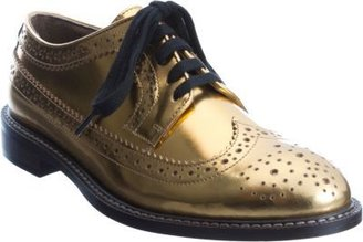Marni Metallic Wingtip Oxford
