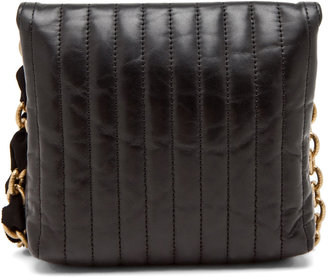 Lanvin Mini Pop Bag in Noir