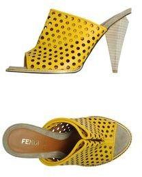 Fendi High-heeled sandals