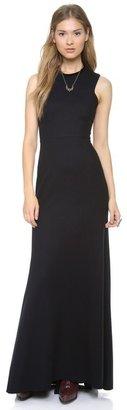 L'Agence LA't by Sleeveless Long Dress