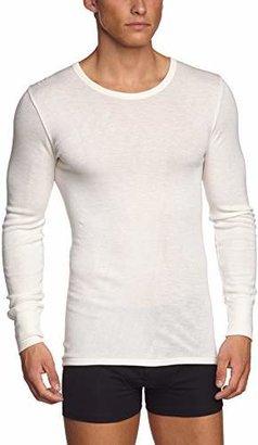 Hanro Mens Wool & Silk Long Sleeved Shirt (, )