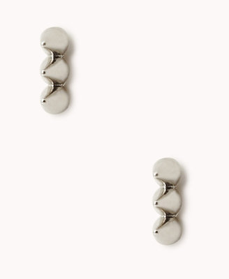 Forever 21 Spiked Studs