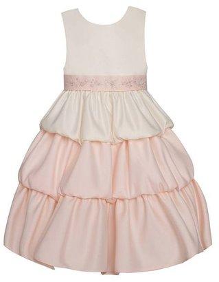 American princess tiered dress - girls 4-6x