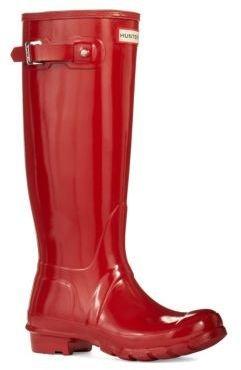 Hunter Gloss Tall Boots