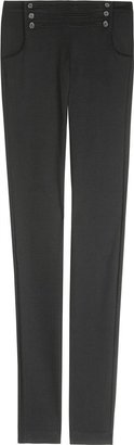 Elizabeth and James Sailor Front Skinny Trousers