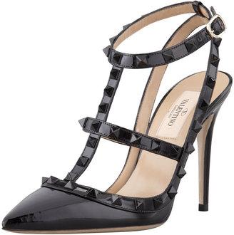Valentino Punkouture Rockstud Sandal