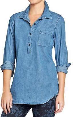 Old Navy Women's Chambray Pull-Overs