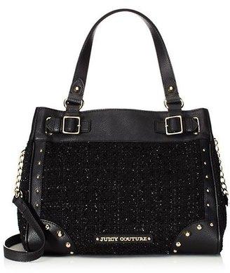 Juicy Couture Mar Vista Sparkle Tweed Daydreamer Handbag
