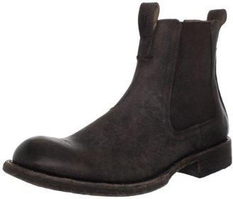Frye Men's Fulton Chelsa Boot, Dark B...