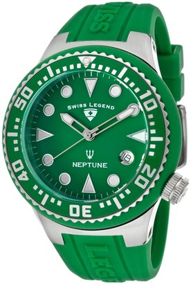 Unisex Neptune Green Watch