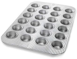 Mini Muffin USA Pan Non-Stick 24-Count Mini-Muffin Pan