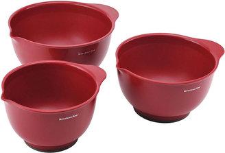 KitchenAid Kitchen Aid 3-pc. Mixing Bowl Set