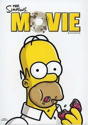 The Simpsons Fox Home Entertainment Movie (Widescreen)