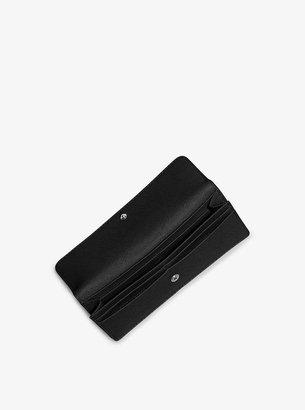 MICHAEL Michael Kors Jet Set Travel Saffiano Leather Wallet
