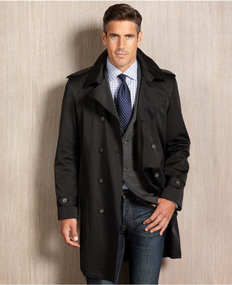 Lauren Ralph Lauren Lauren by Ralph Lauren Mens Lauren by Ralph Lauren Coat, Kingston Raincoat