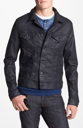 AG Jeans 'Jake' Coated Denim Jacket