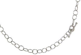 Cathy Waterman Lacy Chain - 15 1/2'' - Platinum
