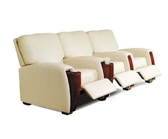 Bass Celebrity Home Theater Row Seating (Row of 3