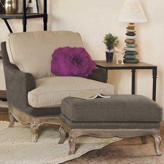 Viva Terra Eco Upholstered Chair and Ottoman
