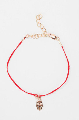 Urban Outfitters Evil Eye Delicate Bracelet
