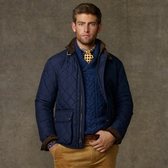Polo Ralph Lauren Cadwell Quilted Bomber Jacket