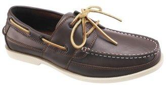 Merona Men's Erwin Boat Shoe - Brown