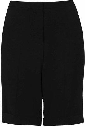 Topshop Crepe city shorts