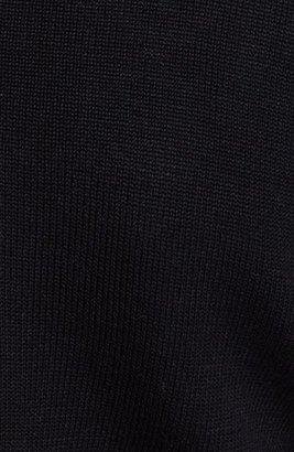 Lela Rose Wool & Silk Shrug