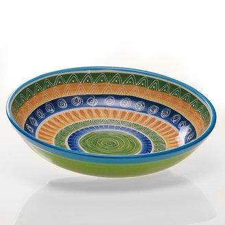 Certified International Tapas by Joyce Shelton Studios 13-in. Pasta Serving Bowl