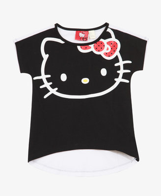 Hello Kitty FOREVER 21 girls High-Low Tee (Kids)