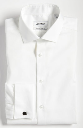 Calvin Klein Slim Fit Non-Iron Dress Shirt